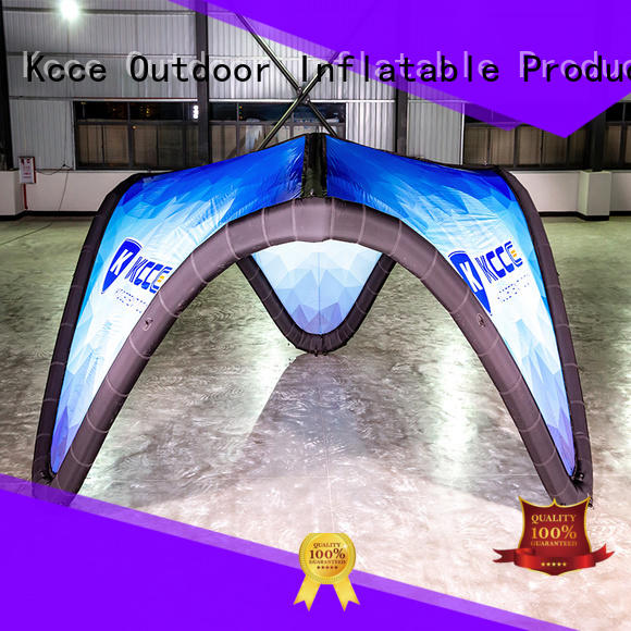 Inflatable V tent 5mx5m