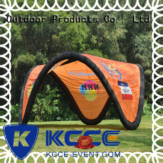 KCCE inflatable canopy supplier for promotion