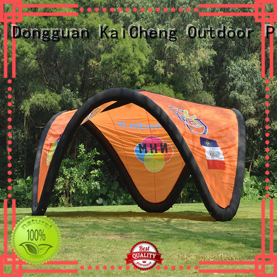 KCCE wholesale inflatable canopy fast delivery for outdoor event