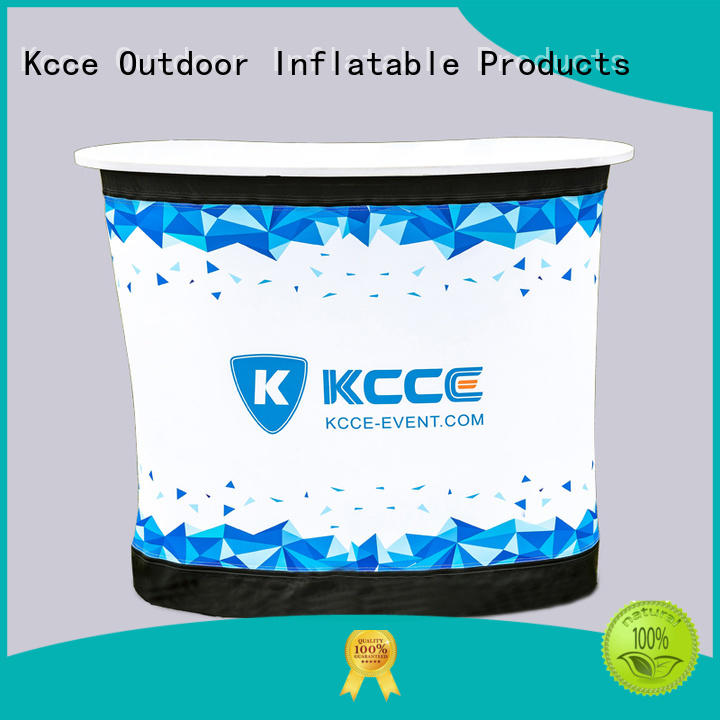 KCCE inflatable furniture with led light inside for promotion