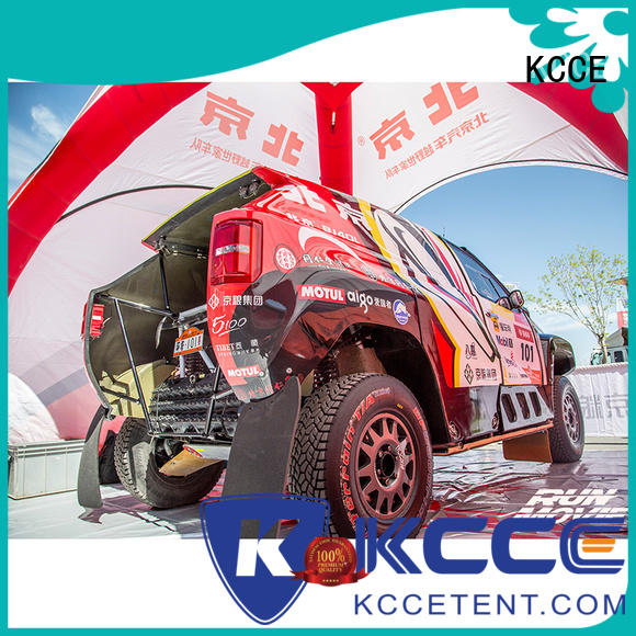 KCCE inflatable canopy supplier for event