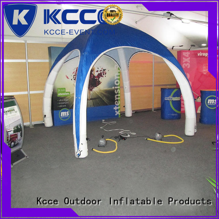 KCCE fabric inflatable party tent company for event