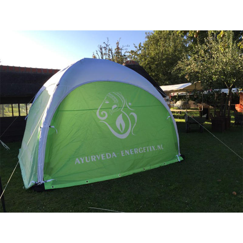 Inflatable X tent 3mX3m