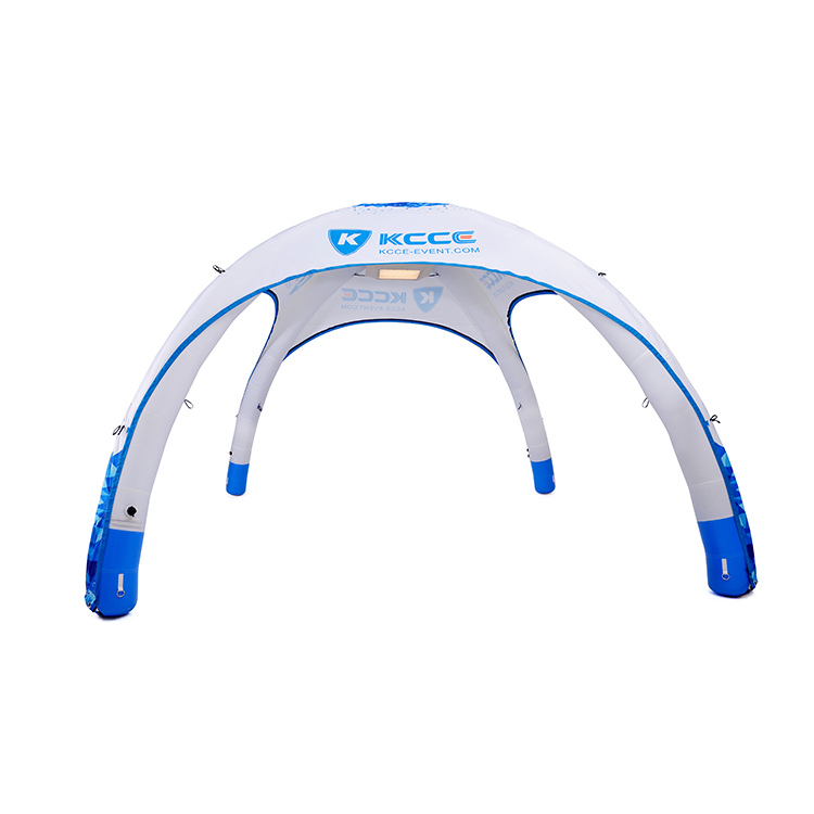 KCCE new inflatable marquee with electric pump for promotion-1