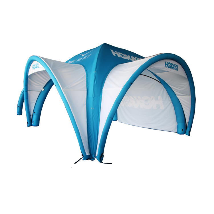 KCCE inflatable displays with extra printed panels-2