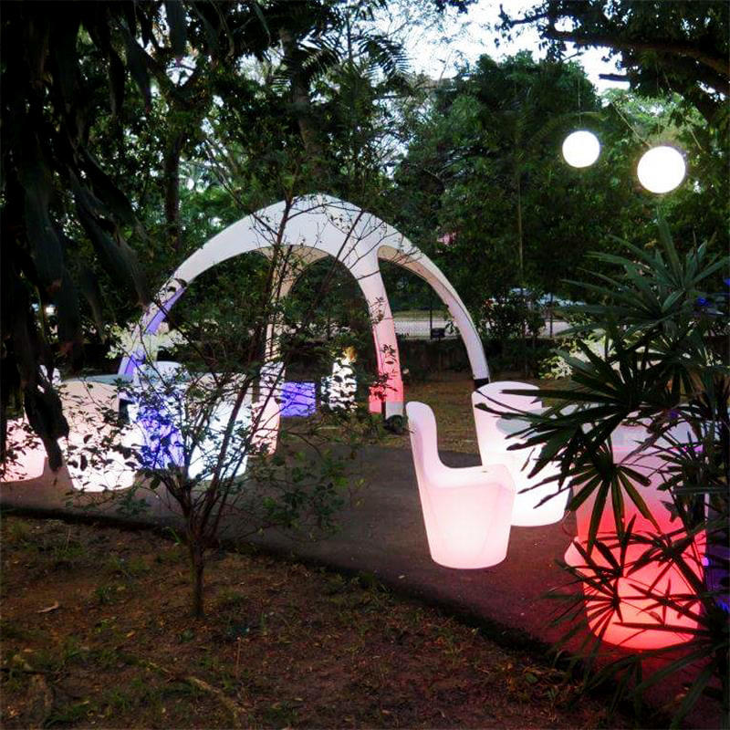 KCCE latest cheap inflatable tent gazebo for wedding