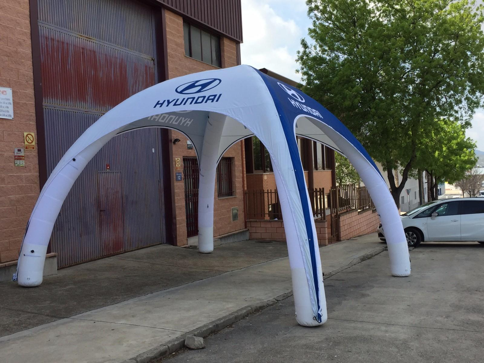 KCCE folding inflatable dome for sale company for advertising-1