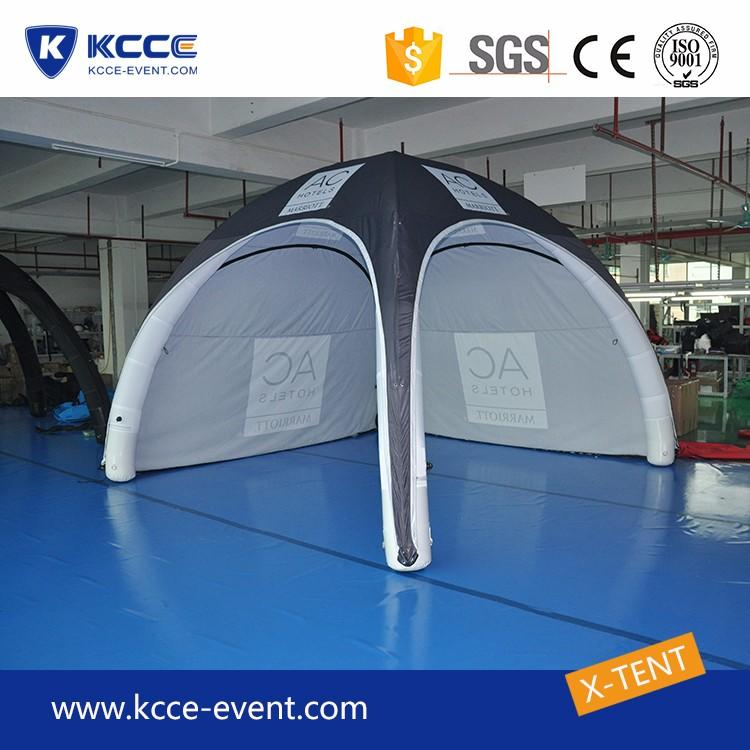 KCCE inflatable camping tent supplier for advertising