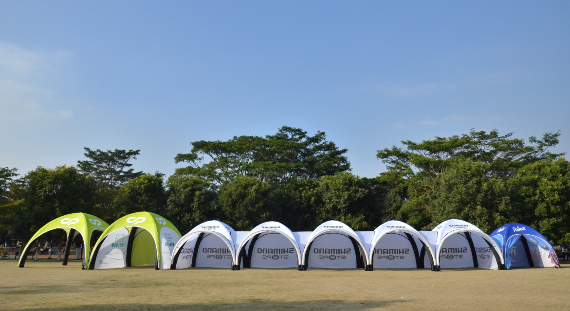 custom inflatable camping tent manufacturer for wedding-11