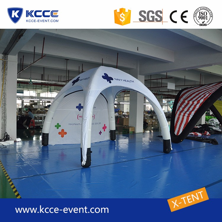 custom inflatable tent for busniess for show-1