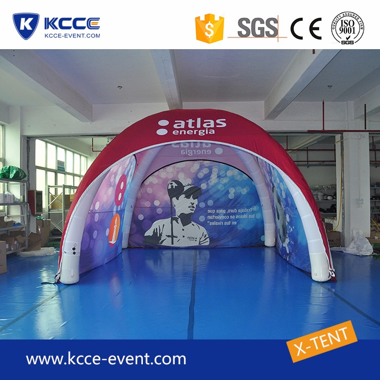 KCCE latest blow up tent factory for party-1