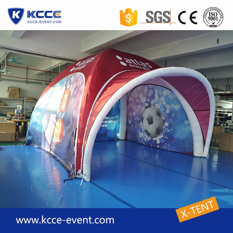 KCCE latest blow up tent factory for party-2