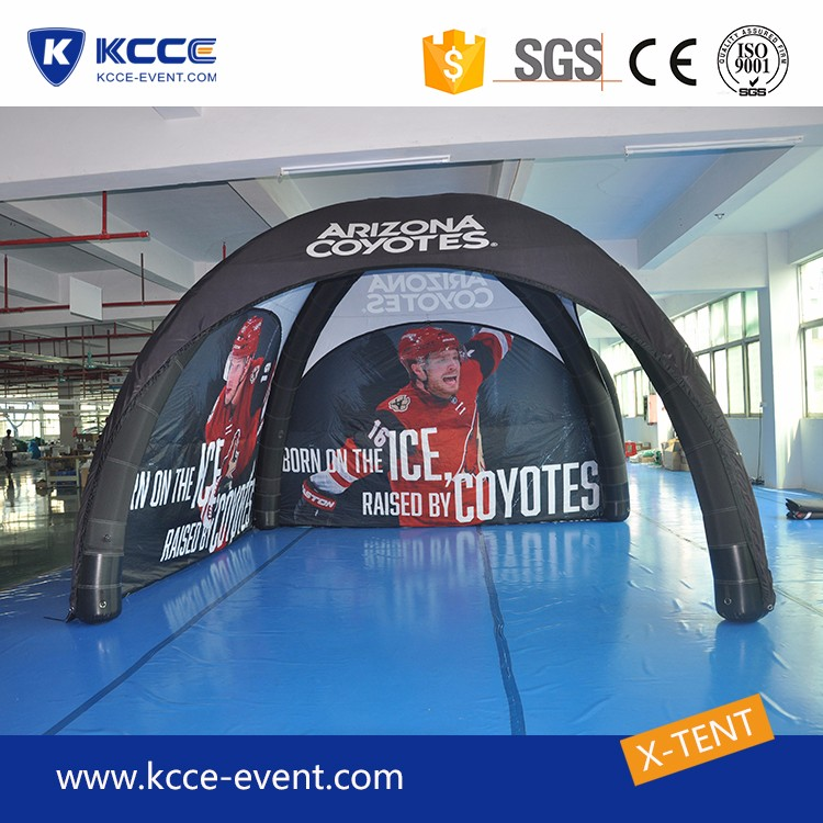 KCCE pop up inflatable canopy supply for party-1