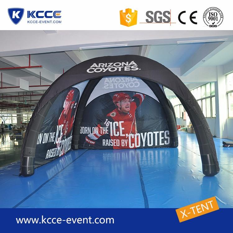 KCCE pop up inflatable canopy supply for party