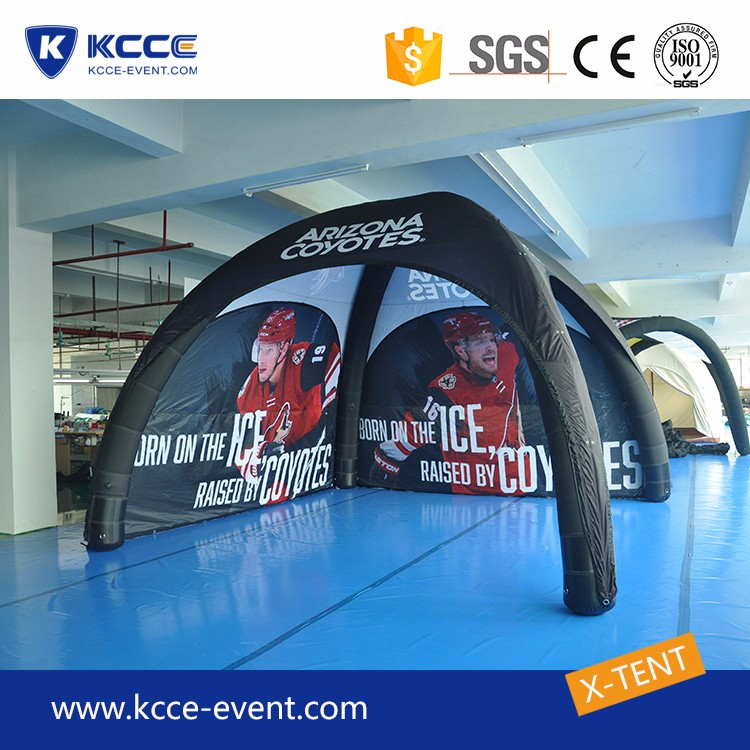 KCCE pop up inflatable canopy supply for party-2