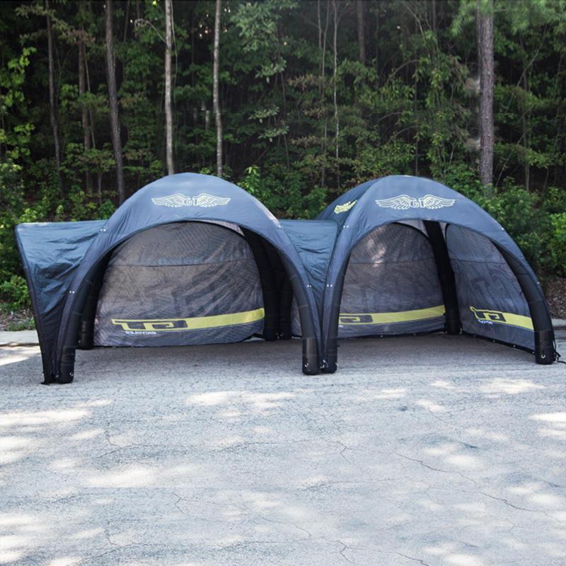Inflatable Folding Tent 4mX4m