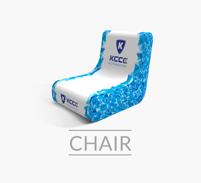 custom inflatable chair factory for events-7