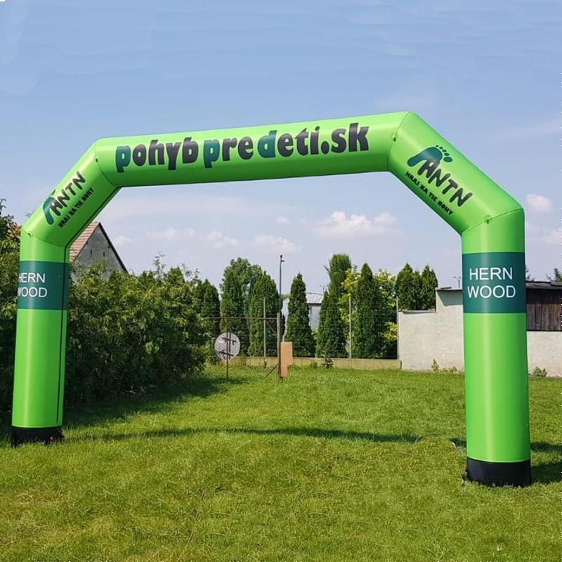 KCCE air tight start finish line wholesale for marathon
