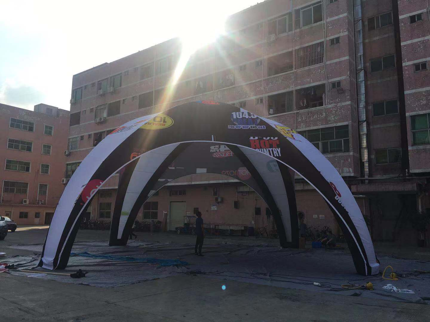 custom Inflatable XII tent manufacturer for advertising-8