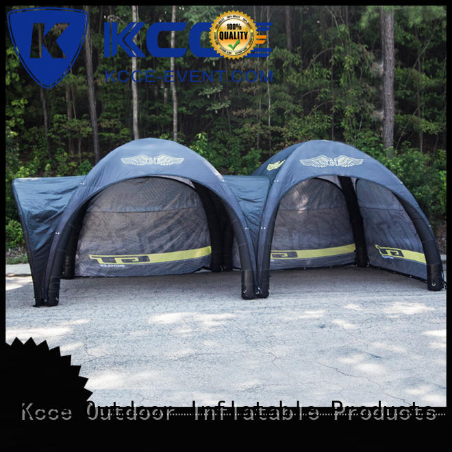 tent inflatable shelter outdoor event KCCE