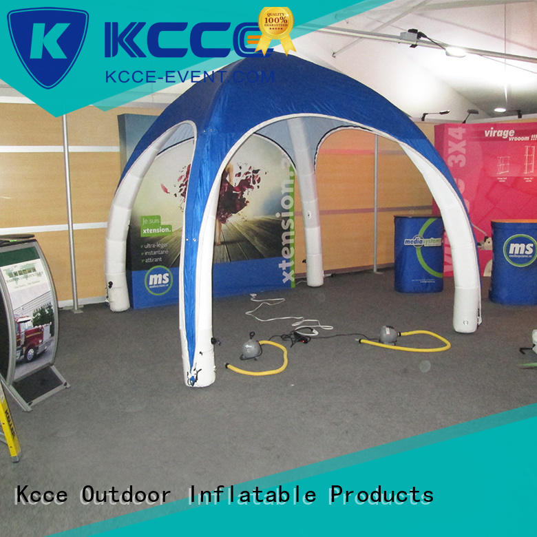 KCCE inflatable canopy canopy for trade show