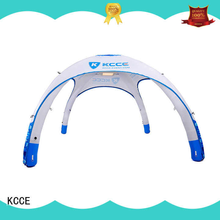 inflatable tailgate tent with electric pump KCCE