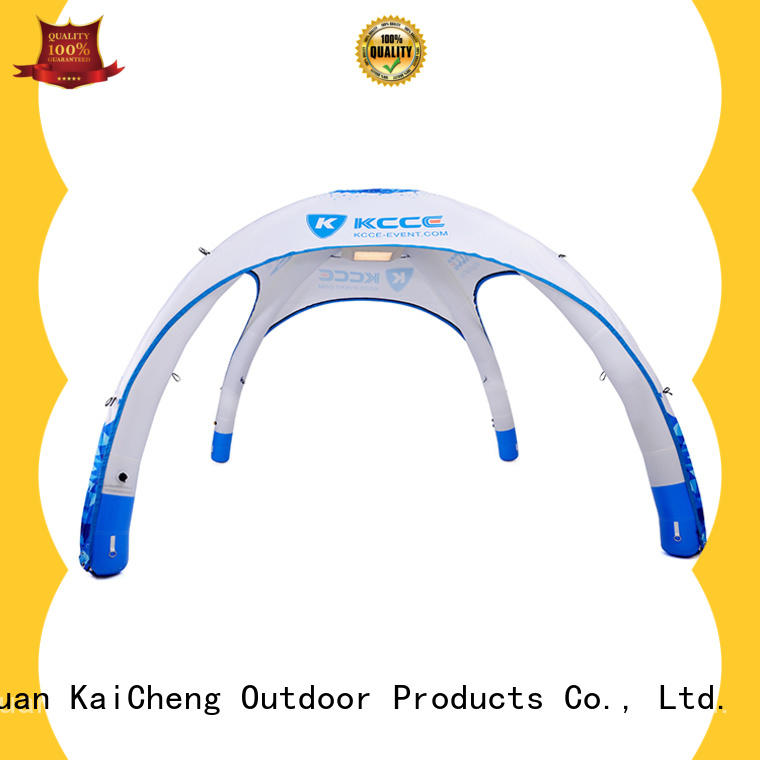 KCCE top inflatable shade manufacturer