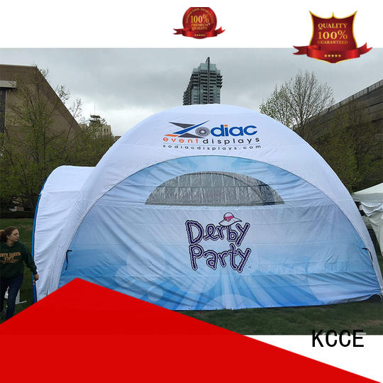 KCCE printed dome tent gazebo high quality for wedding
