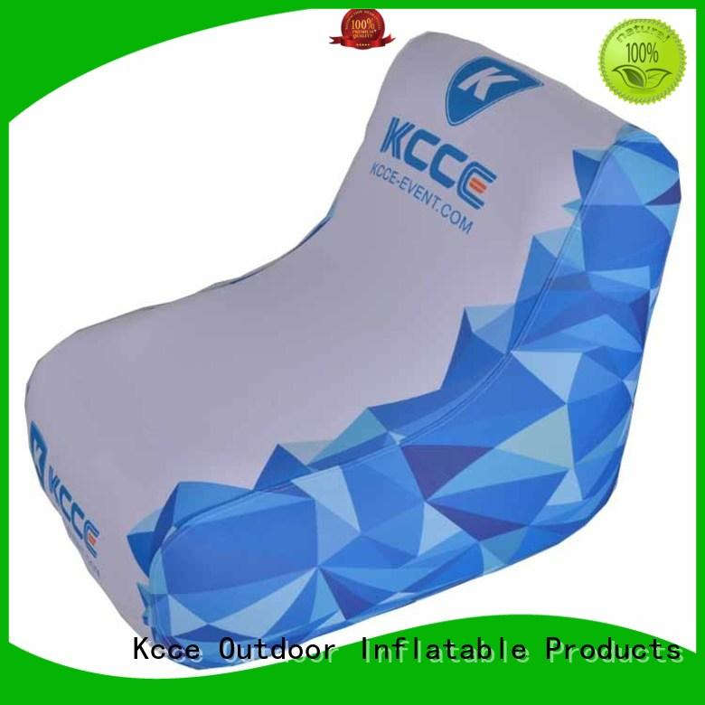 KCCE blow up seat manufacturer for promotion