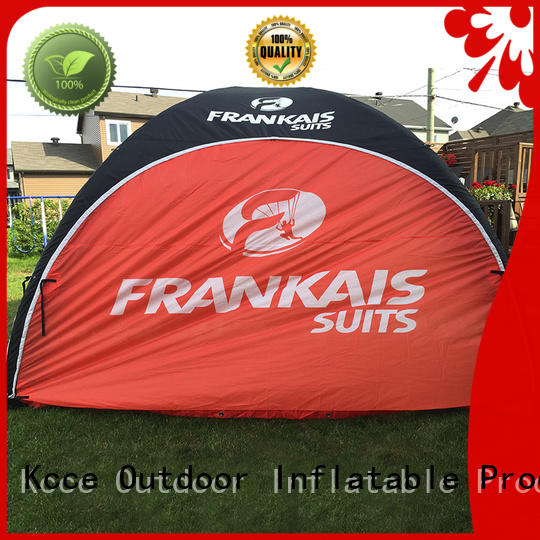 eye catching inflatable event tent gazebo for advertising