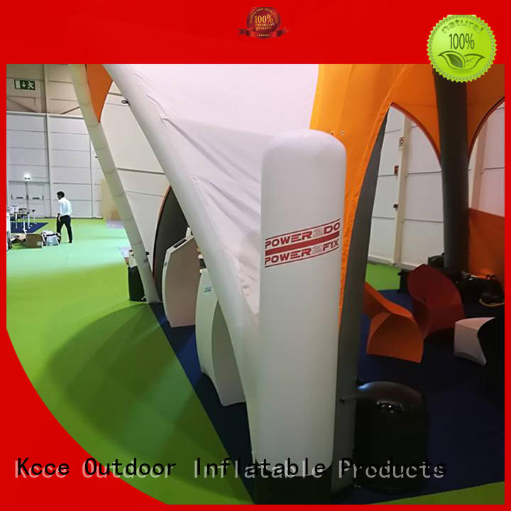 KCCE awning inflatable tents canopy for wedding