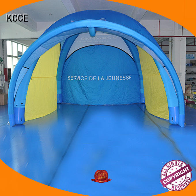 KCCE inflatable event tent supplier for party