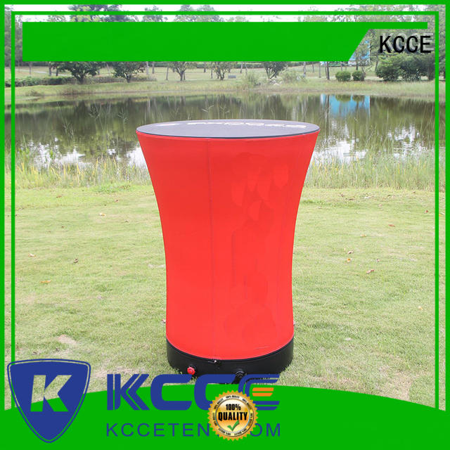 Inflatable bar desk III for outdoor promotion event