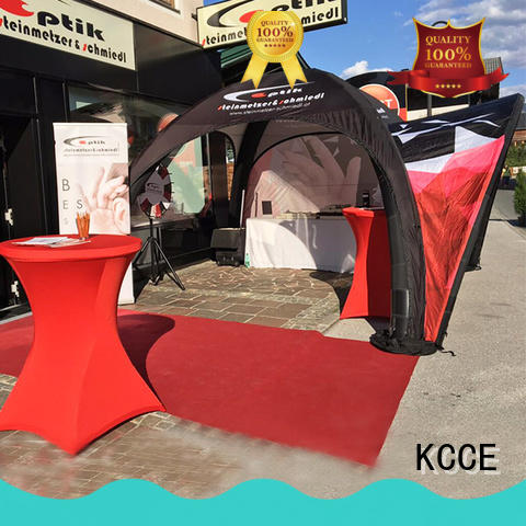 inflatable tent characteristic for event KCCE