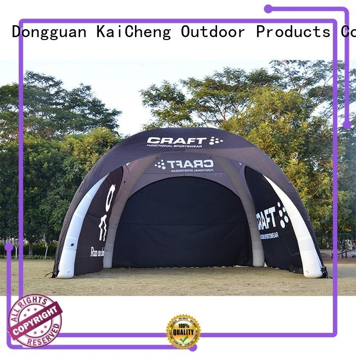 KCCE fabric dome camping manufacturer for advertising