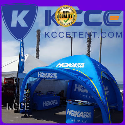 self inflating tent supplier for event KCCE