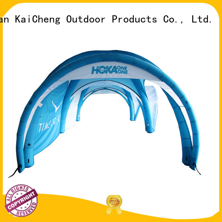 KCCE latest inflatable tents factory