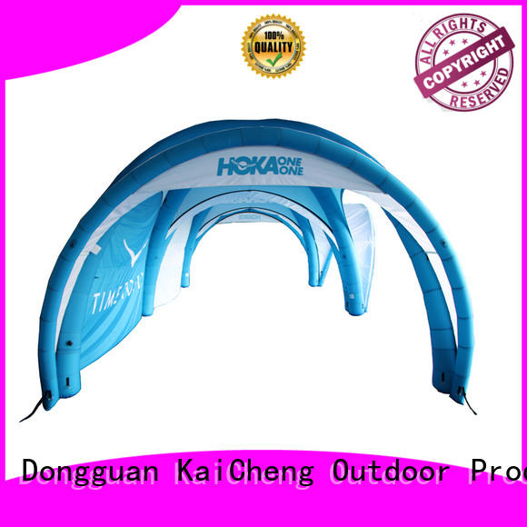 custom color printed inflatable event shelter cnopy