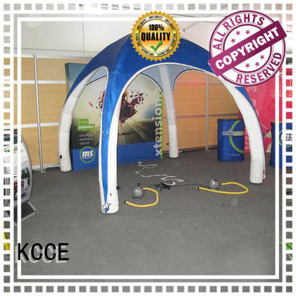 folding inflatable tents supplier for trade show