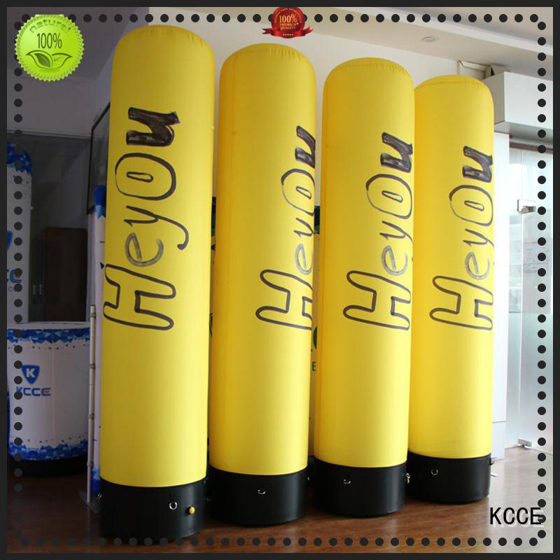 air tight inflatable columns supplier for promotion