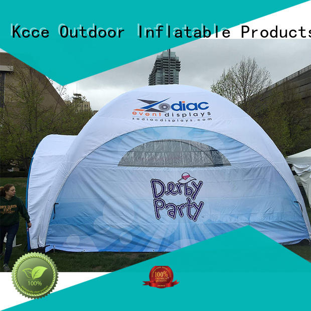 dome tent for trade show KCCE