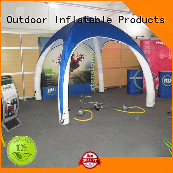 KCCE inflatable shelter supplier for trade show