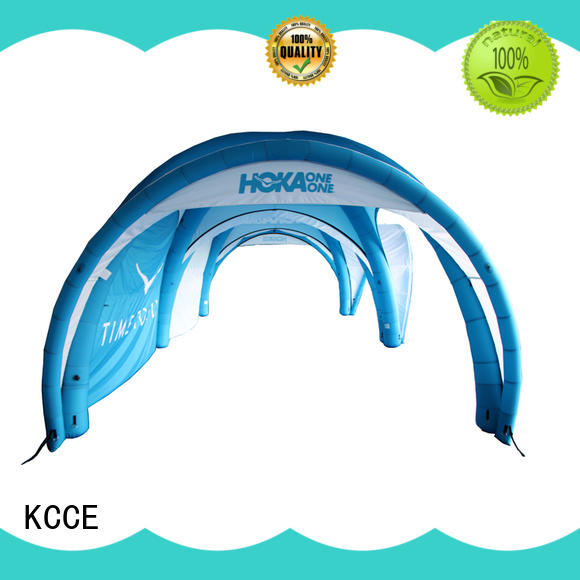 KCCE kcce inflatable trade show display printed