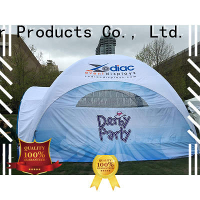 KCCE printed family dome tent high quality for party