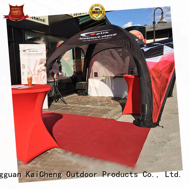KCCE customized inflatable tent supplier for show
