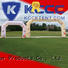 inflatable start line for advertising KCCE