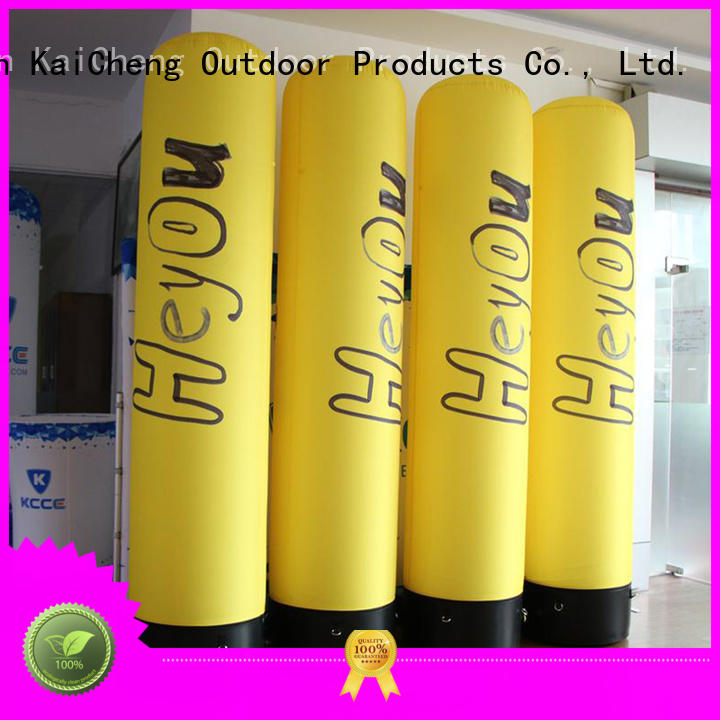 KCCE inflatable tubes company for sale