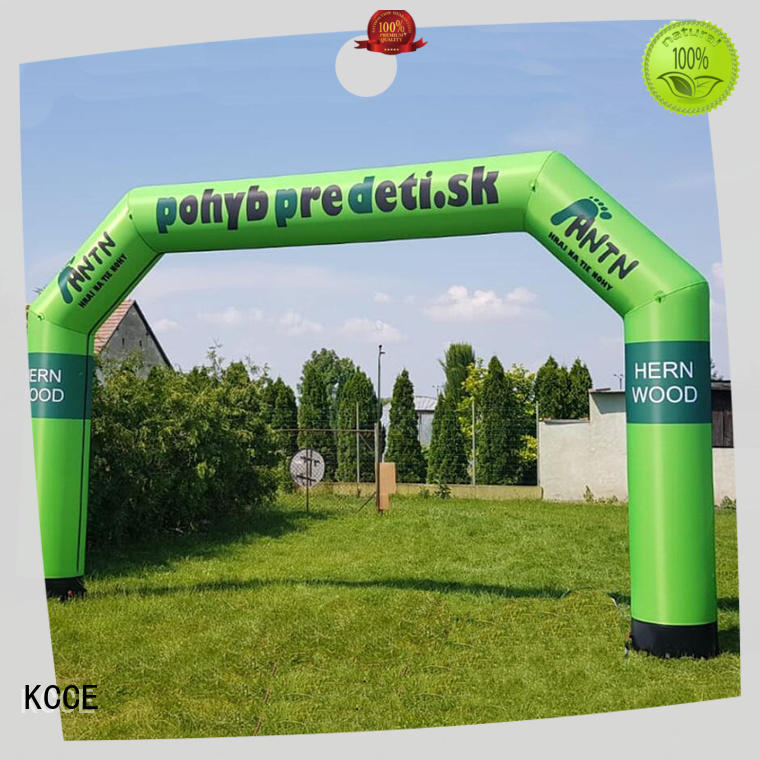 race finish line manufacturer for outdoor activities KCCE