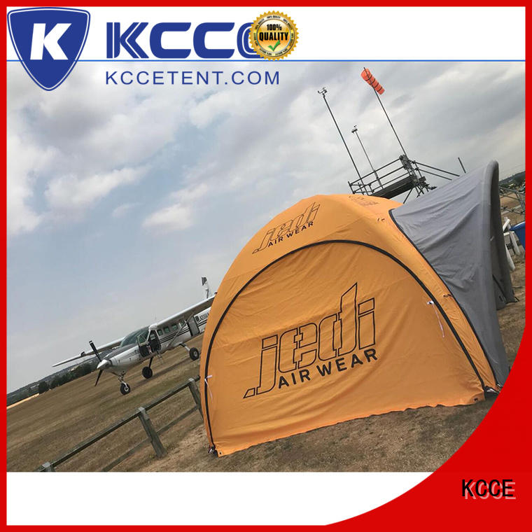 KCCE dome camping manufacturer for advertising