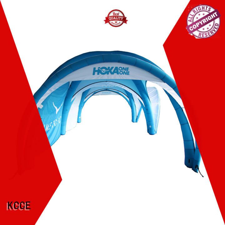 KCCE double layer inflatable shade tent new
